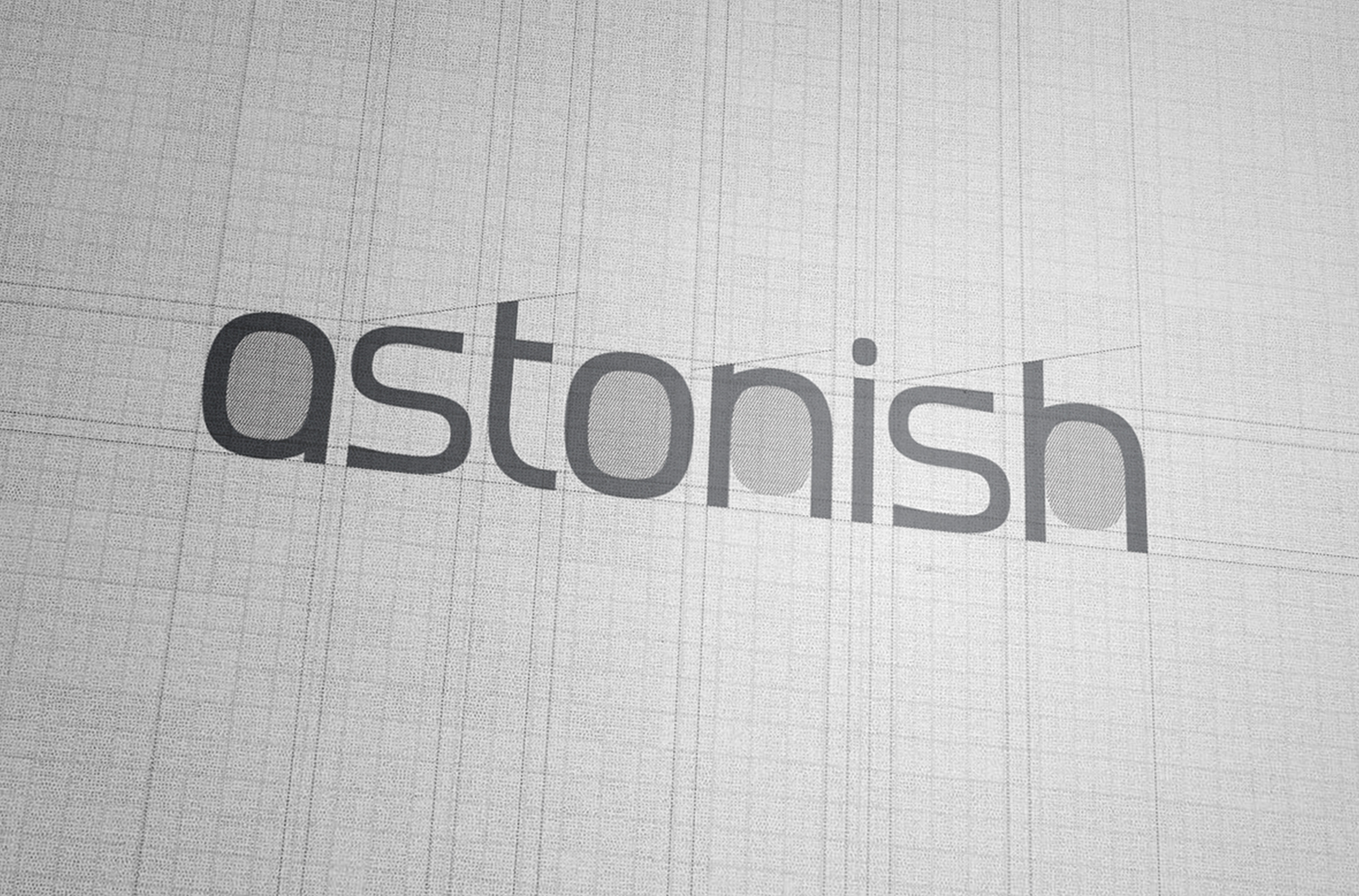 astonish logodesign guides ASTONISH