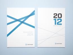 Grafisk Design af årsrapport