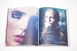 Grafisk Design af modemagasin
