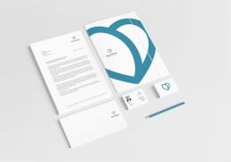 Design af logo og visuel identitet